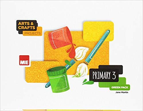 BILINGUAL BYME - ARTS & CRAFTS STUDENTS BOOK PROJETCTS GREEN PACK-3