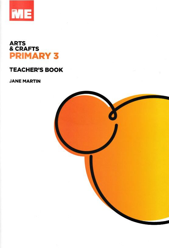 BILINGUAL BYME - ARTS & CRAFTS TEACHERS BOOK PACK-3
