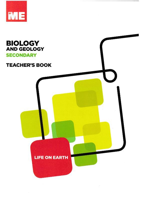BILINGUAL BYME - BIOLOGY AND GEOLOGY - LIFE ON EARTH