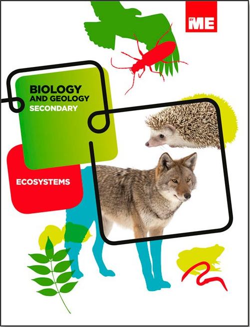 BILINGUAL BYME - BIOLOGY & GEOLOGY - ECOSYSTEMS-SECONDARY-1-3