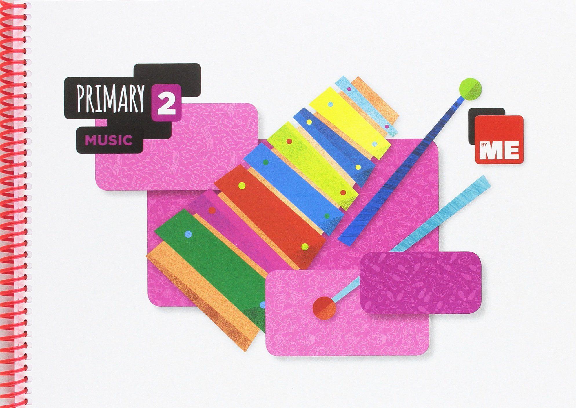 BILINGUAL BYME - MUSIC PUPILS BOOK-2