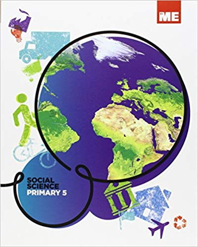 BILINGUAL BYME - SOCIAL SCIENCE STUDENTS BOOK PACK-5