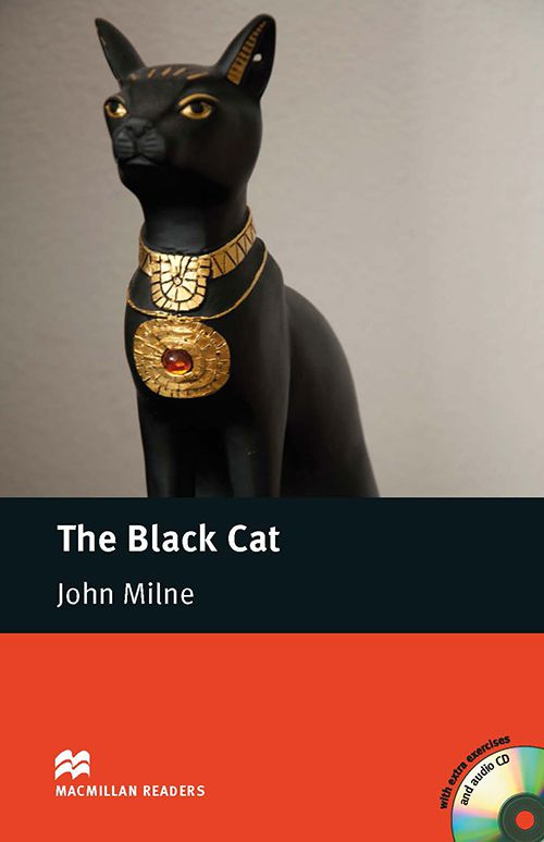 BLACK CAT,THE (AUDIO CD INCLUDED)