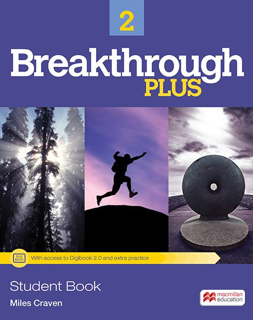 BREAKTHROUGH PLUS 2 - SB WITH ACCESS TO DIGIBOOK E