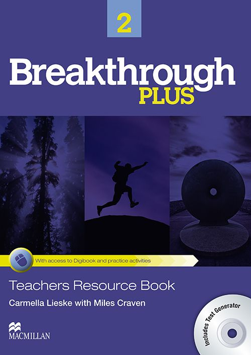 BREAKTHROUGH PLUS 2 - TB - ACCESS TO DIGIBOOK - TM