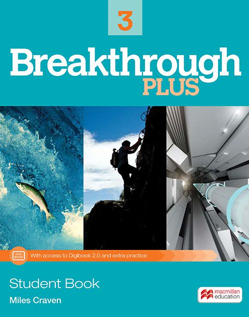 BREAKTHROUGH PLUS 3 STUDENTS BOOK WITH DIGIBOOK