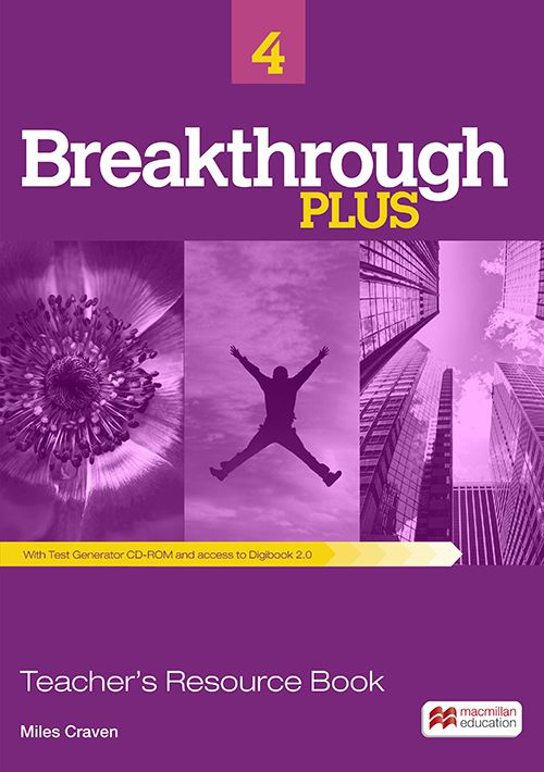 BREAKTHROUGH PLUS TB  WITH DIGIBOOK CODE AND TEST4