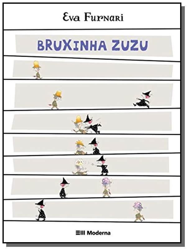 BRUXINHA ZUZU - EVA FURNARI