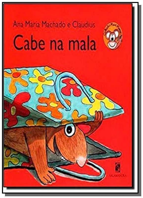 CABE NA MALA - COLECAO MICO MANECO - ANA MARIA MACHADO