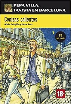 CENIZAS CALIENTES - LIBRO + CD AUDIO - NIVEL B1