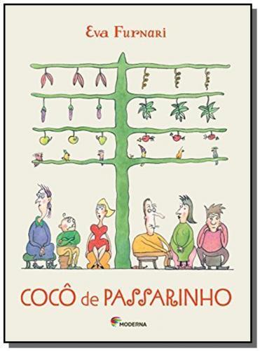 COCO DE PASSARINHO 01 - EVA FURNARI
