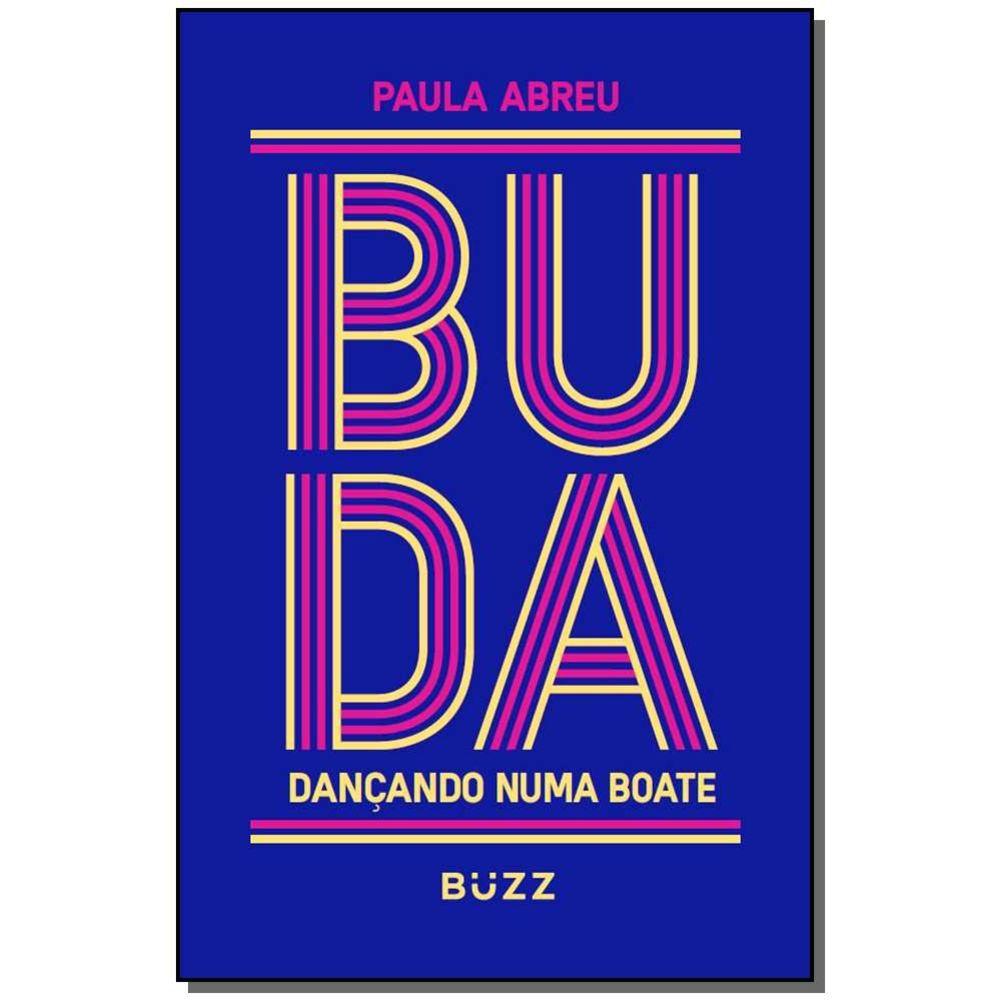 Combo 5 - Buda Dançando numa Boate - 100 Exemplares - PRÉ VENDA
