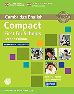 Compact First For Schools Sb Without Answers And D
