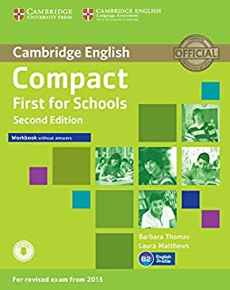 Compact First  For Schools Wb  Wo Answers  Audio D