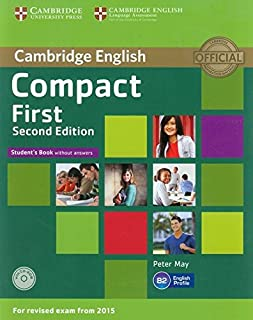 Compact First Sb Without Answers With Cd-Rom - 2Nd