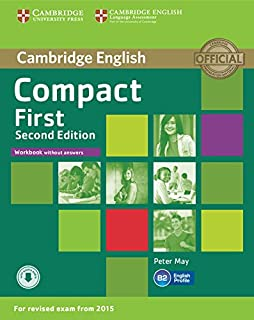 Compact First Wb Without Answers - 2Nd Ed