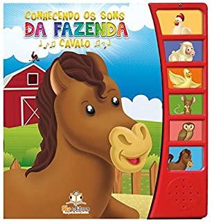 Conhecendo Os Sons Da Fazenda: Cavalo