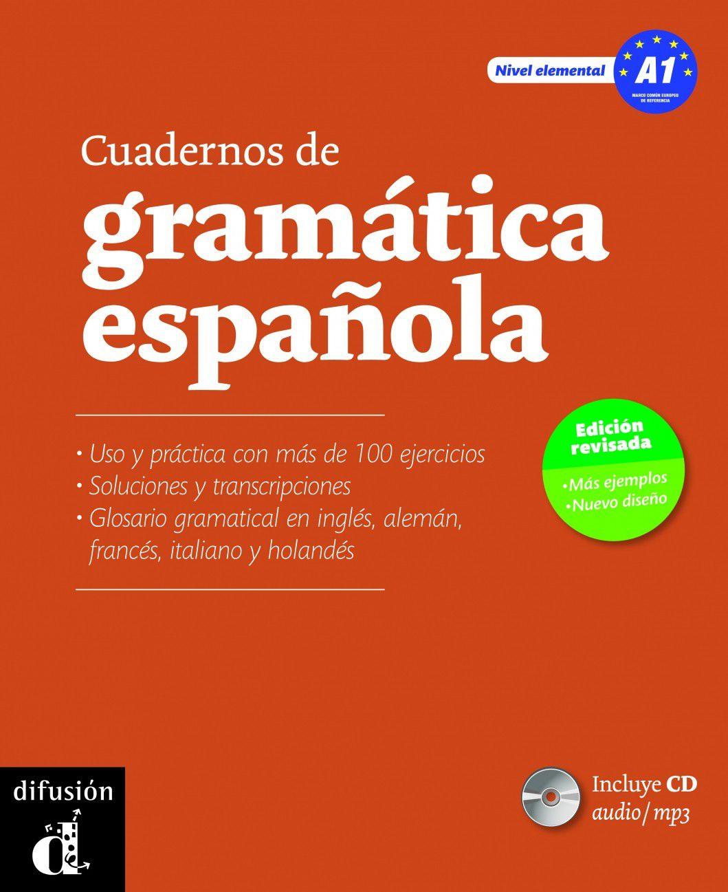 CUADERNOS DE GRAMATICA ESPANOLA A1