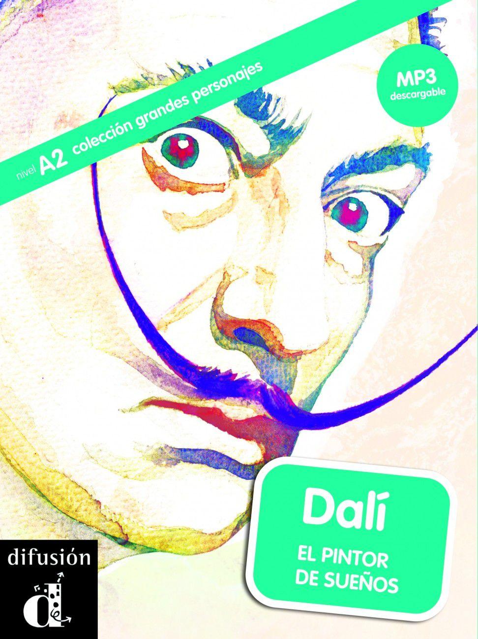 DALI - LIBRO + CD AUDIO