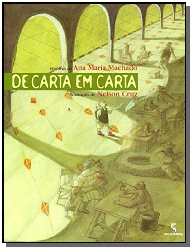 DE CARTA EM CARTA - ANA MARIA MACHADO