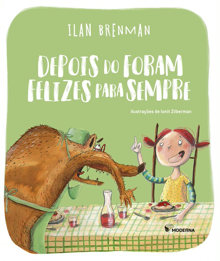 DEPOIS DO FORAM FELIZES PARA SEMPRE - ILAN BRENMAN
