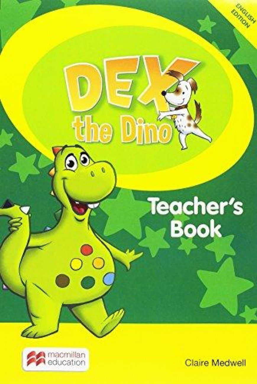 DEX THE DINO TEACHERS BOOK PACK-STARTER