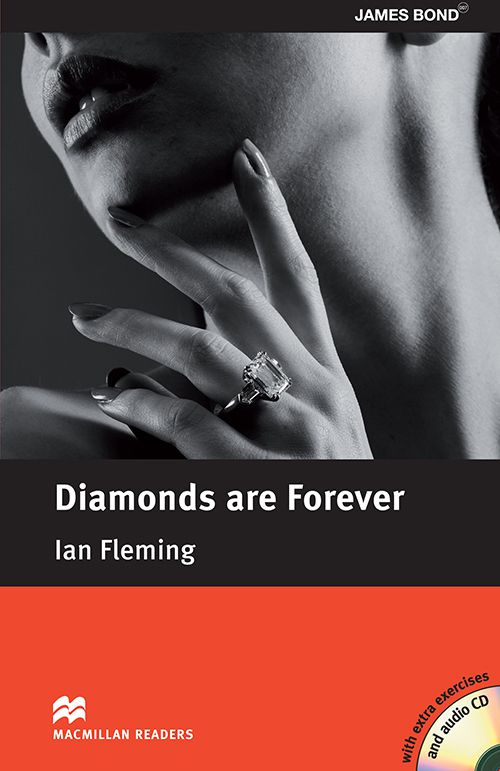DIAMONDS ARE FOREVER - AUDIO CD INCLUDED