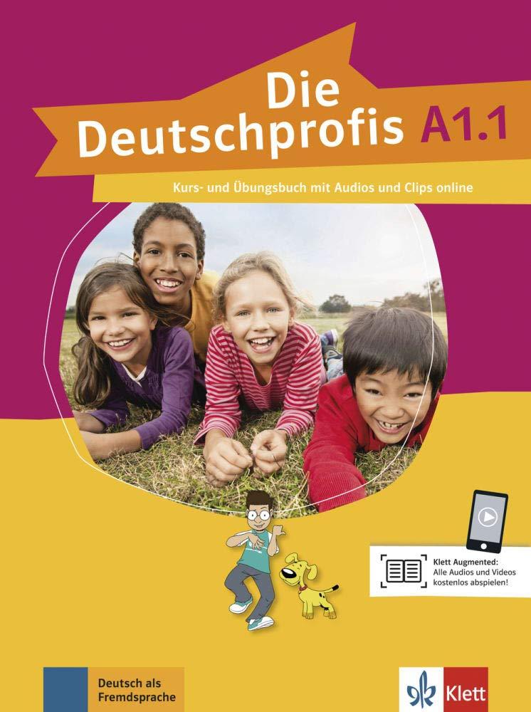 DIE DEUTSCHPROFIS A1.1 KURS- UND UBUNGSBUCH MIT AU