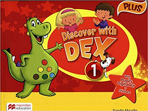 DISCOVER WITH DEX 1 PUPILS BOOK INTERNATIONAL PACK