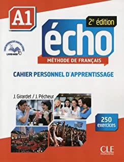 Echo: Methode De Francais And Cd-Rom