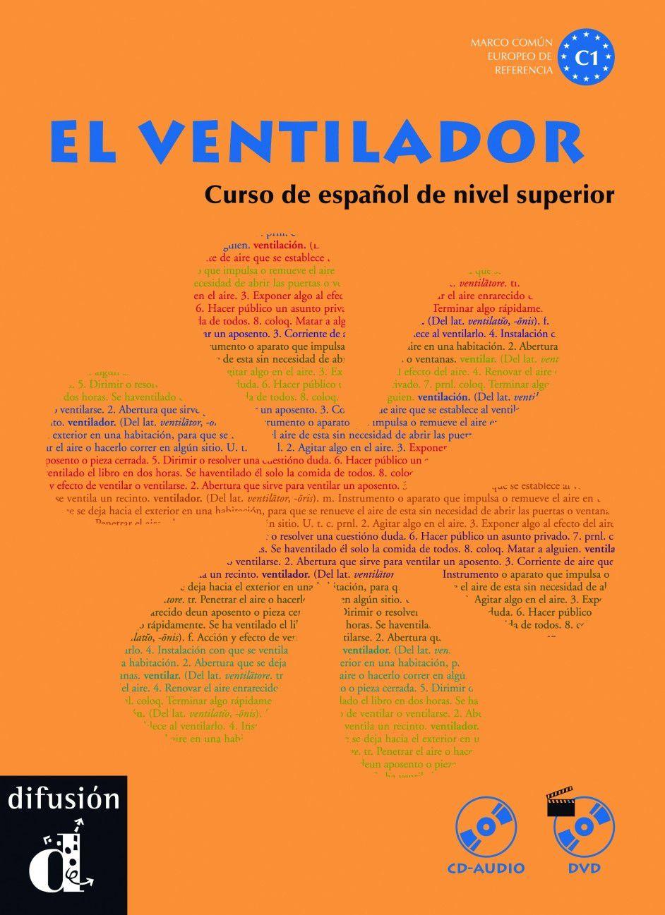 EL VENTILADOR - LIBRO DEL ALUMNO CON CD Y DVD