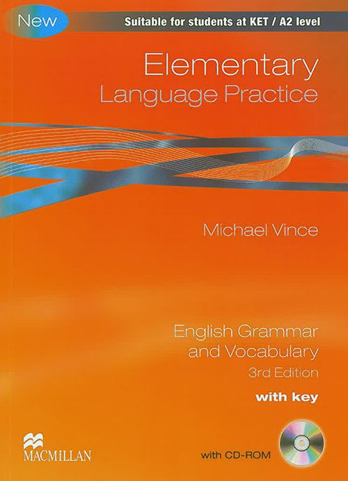ELEMENTARY LANGUAGE PRACTICE NEW EDITION WITH CD-R