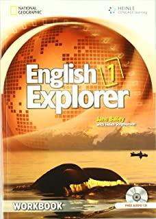 English Explorer 1 - Workbook + Workbook Audio Cd