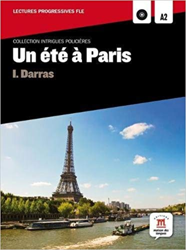 ETE A PARIS, UN A2 + CD