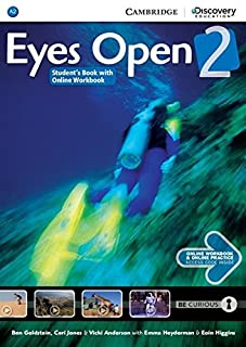 Eyes Open 2 Sb With Online Wb