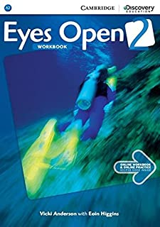 Eyes Open 2 Wb With Online Practice