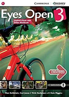 Eyes Open 3 Sb With Online Wb
