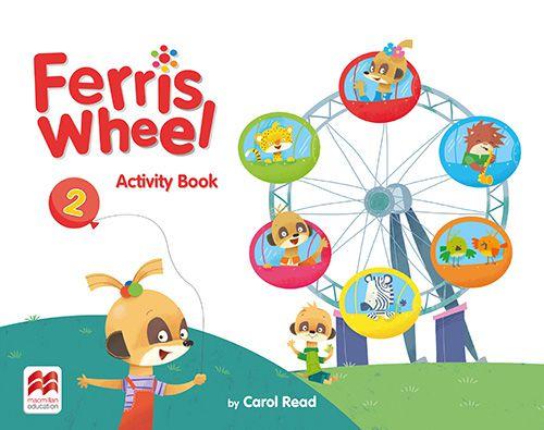 FERRIS WHEEL ACTIVITY BOOK-2