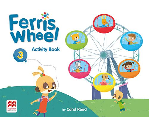 FERRIS WHEEL ACTIVITY BOOK-3
