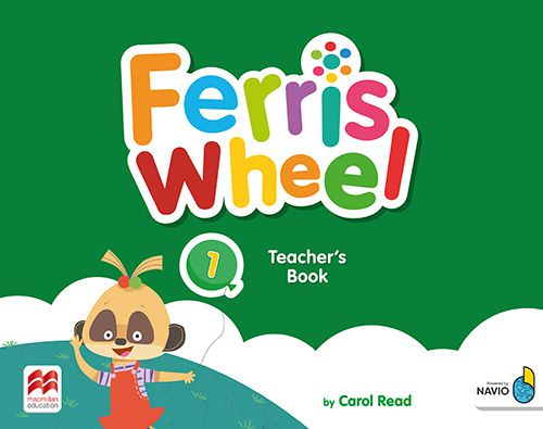 FERRIS WHEEL TEACHERS BOOK WITH NAVIO APP - 1