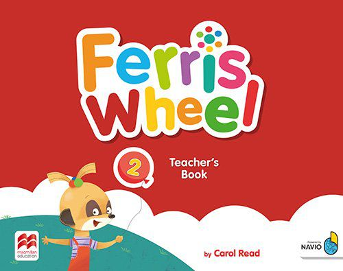 FERRIS WHEEL TEACHERS BOOK WITH NAVIO APP - 2