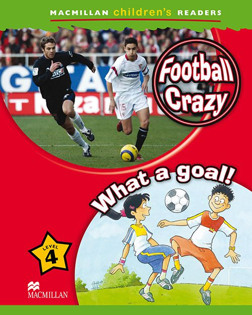 FOOTBALL CRAZY  WHAT A GOAL