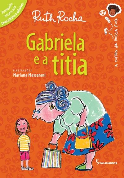 Gabriela E A Titia Ed2