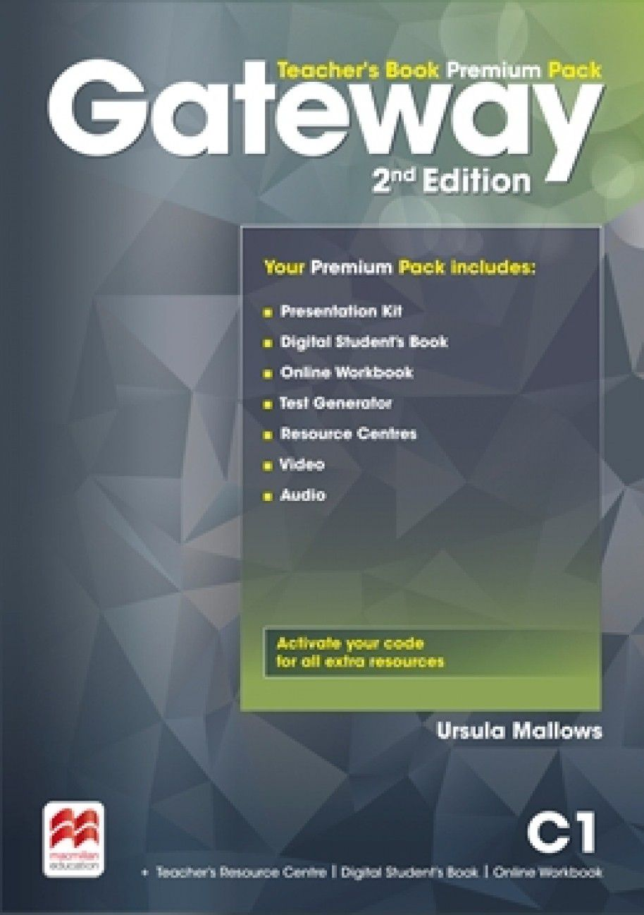 GATEWAY 2ND EDIT. TEACHERS BOOK PREMIUM PACK-C1