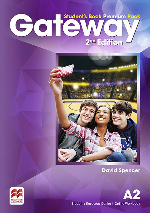 GATEWAY 2ND EDITION A2 STUDENTS BOOK PREMIUM PACK
