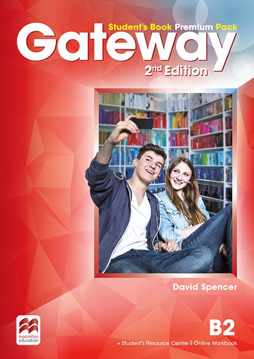 GATEWAY 2ND EDITION B2 STUDENTS BOOK PREMIUM PACK
