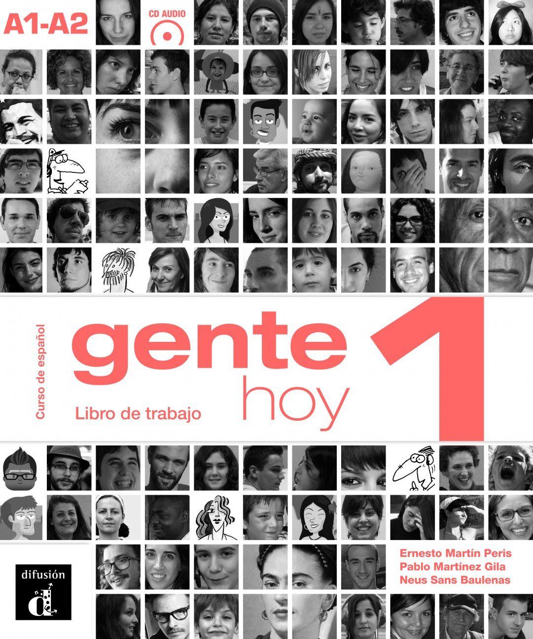 GENTE HOY 1: LIBRO DE TRABAJO + CD