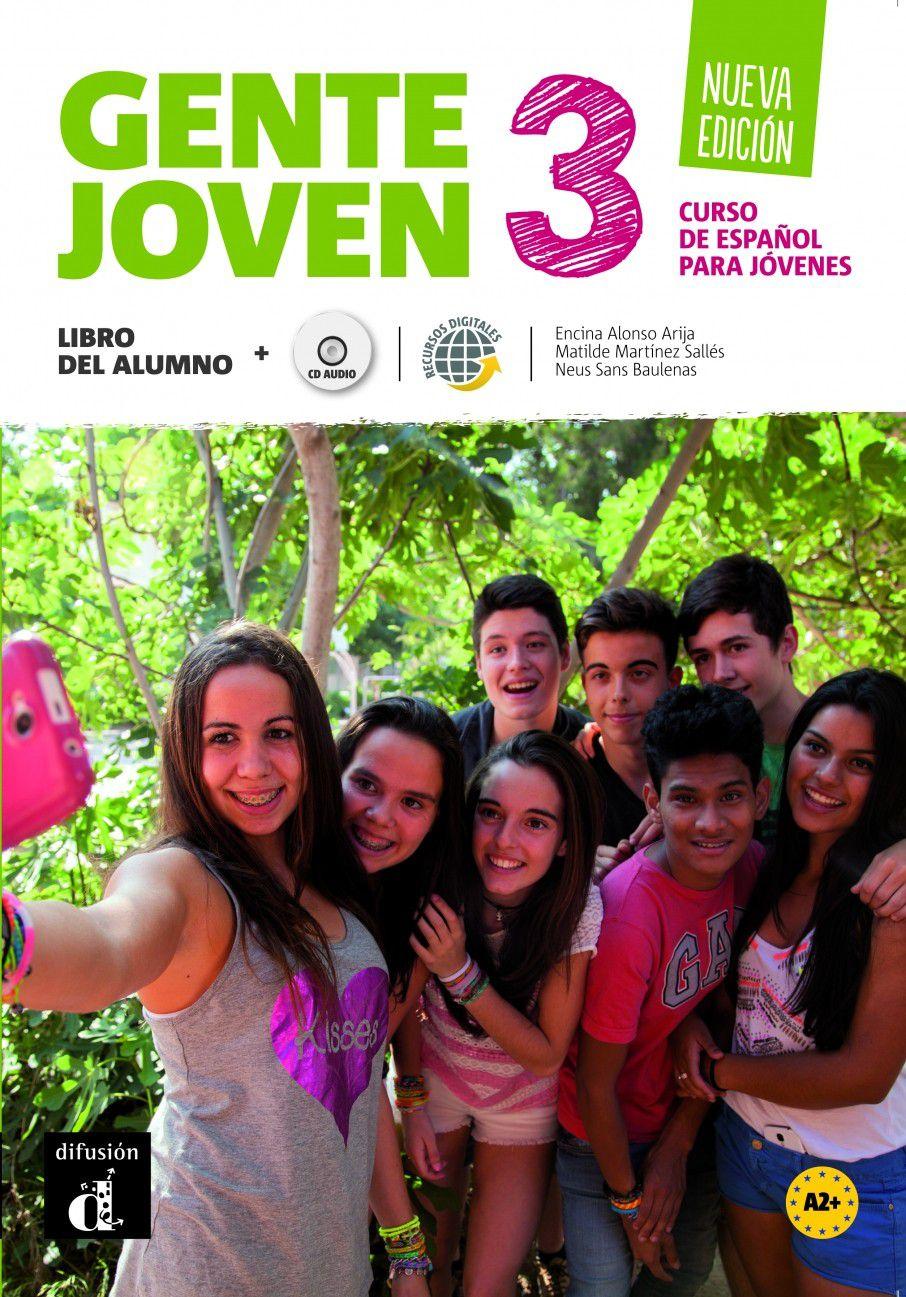 GENTE JOVEN 3 - LIBRO DEL ALUMNO - NUEVA EDICION