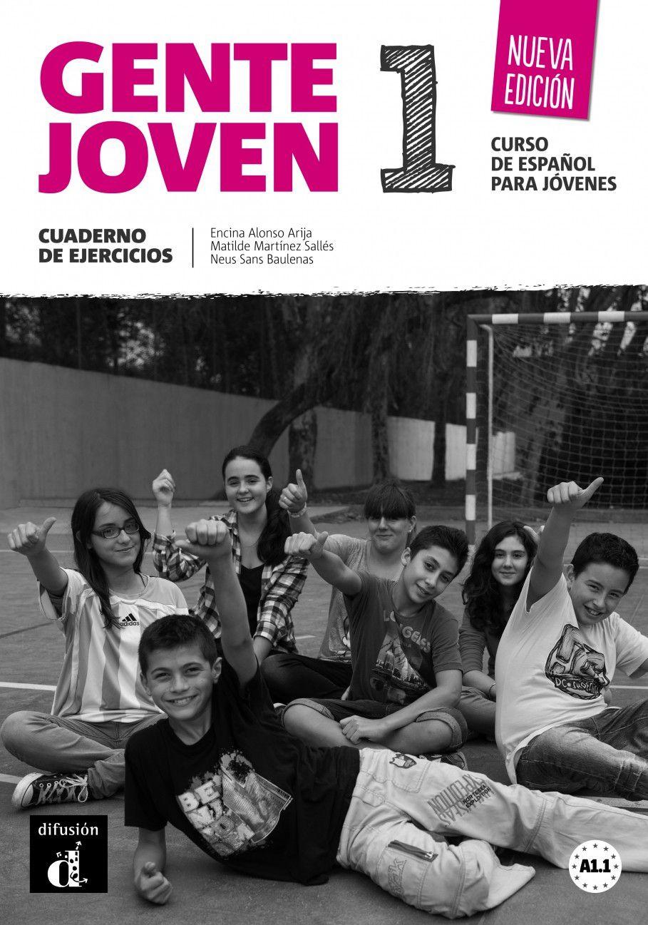 GENTE JOVEN - N/E - CUADERNO DE EJERCICIOS 1 - A1.