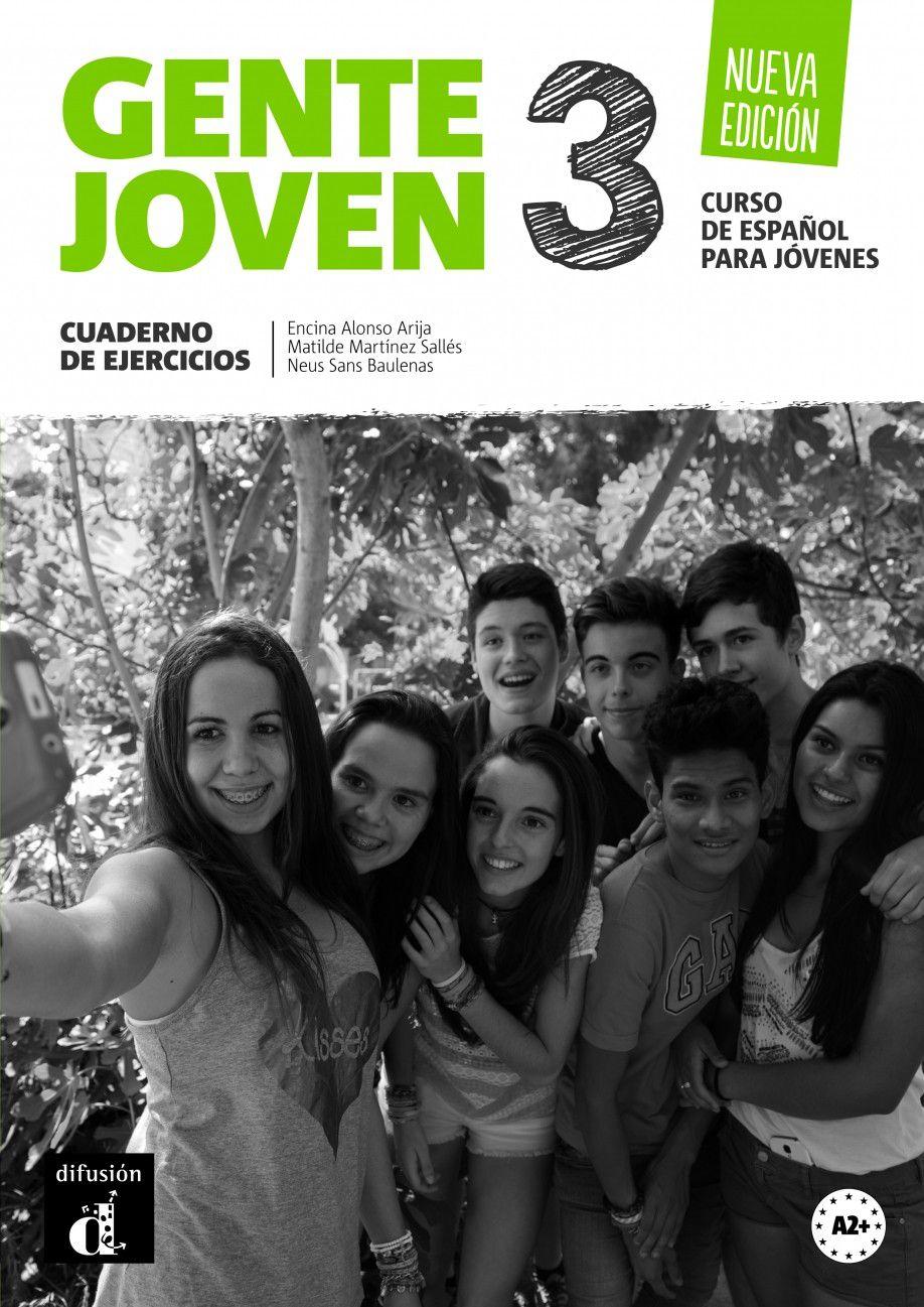 GENTE JOVEN - N/E - CUADERNO DE EJERCICIOS 3 - B1